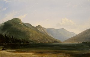 Lauren Sansaricq_Echo Lake in Franconia Notch_2700_9x14_oil on panel web