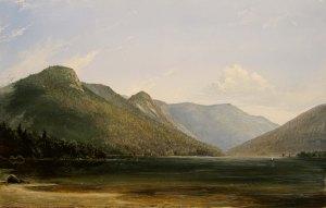 Lauren Sansaricq_Echo Lake in Franconia Notch_2700_9x14_oil on panel web