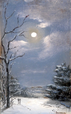 Winter's Full Moon