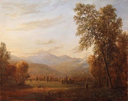 """Lauren Sansaricq """"Mt Adams"""""""