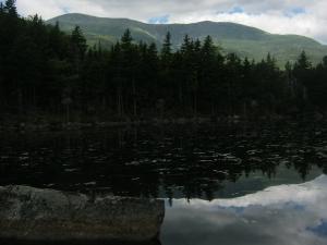 Erik Koeppel _White Mountain Art Workshop_Lost Pond!