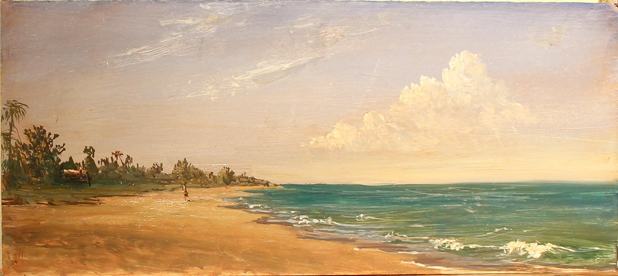 Painting Florida Landscape
