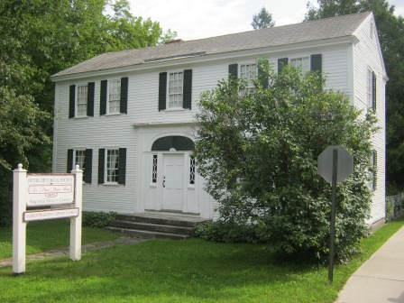 the Bethel Historical Society