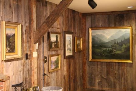 White Mountain Art Frank Henry Shapleigh Franconia Notch