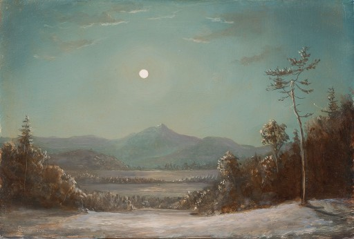 Sansaricq_Moonlight over Mount Chocorua_09_13