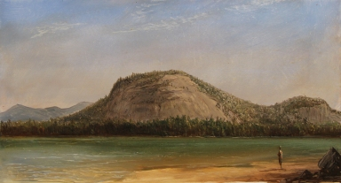 Echo Lake North Conway _ Lauren sansaricq