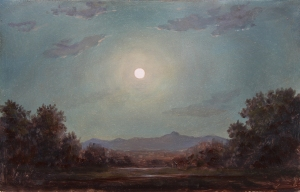 summer moon_7x11in._oil onpanel_web_laurensansaricq