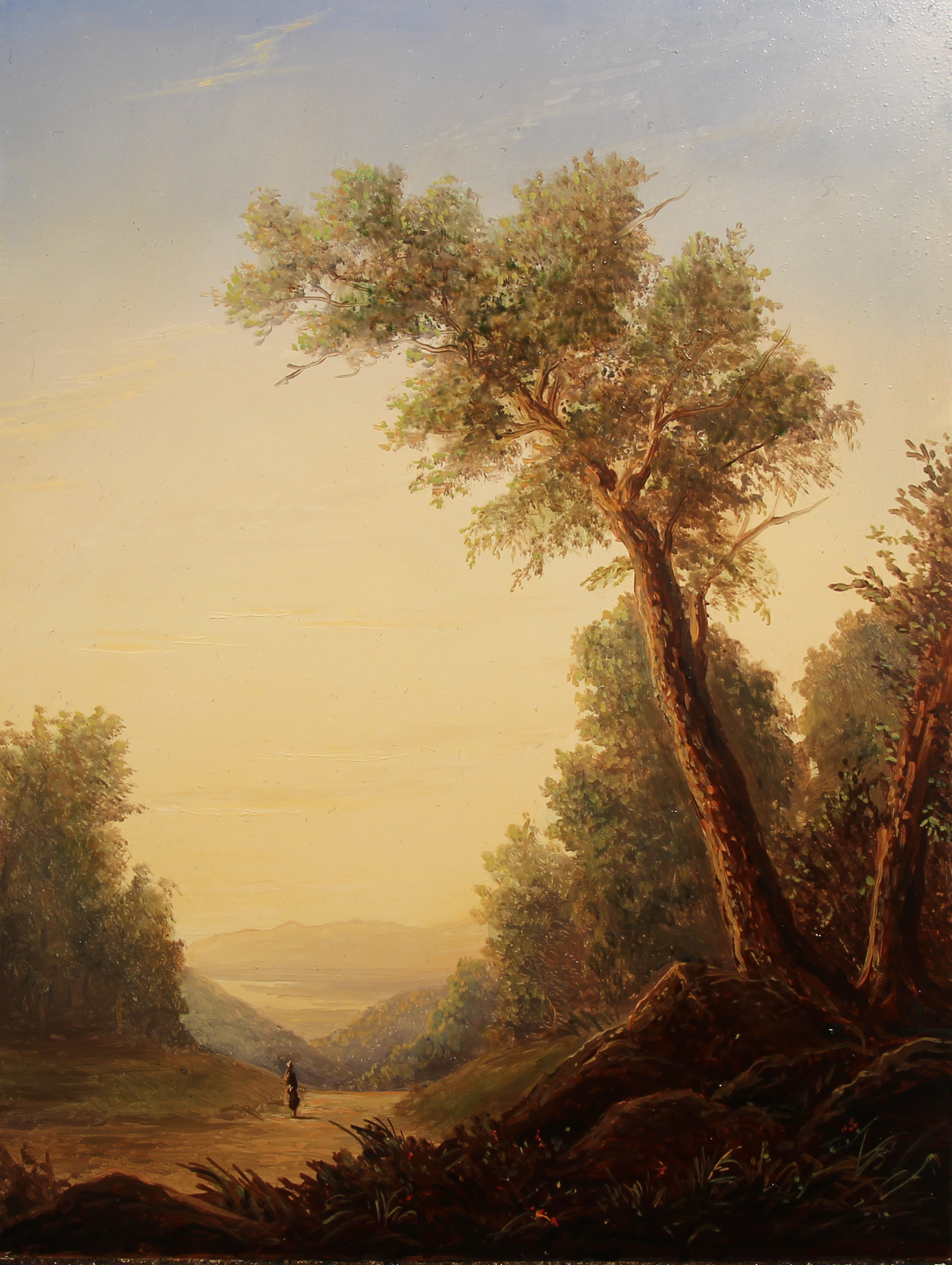 """Principals of Studio Landscape painting"""" Workshop in NYC"""