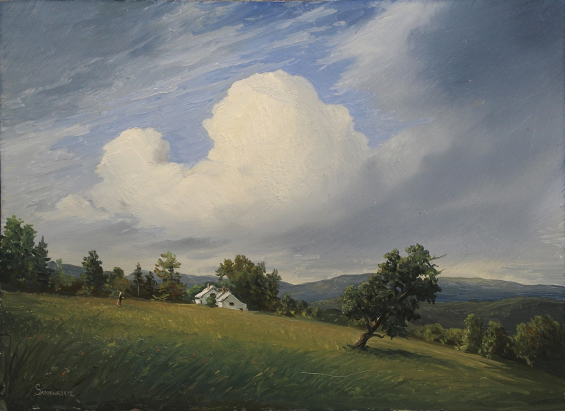 lauren-sansaricq-_view-of-the-hayes-farm-jackson-n-h-_8x11in_oil-on-panel_web