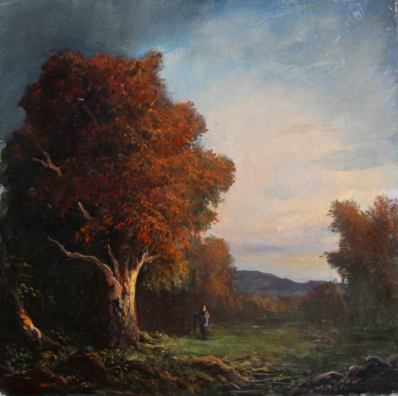 Autumn time_Lauren Sansaricq_8x8in_Web