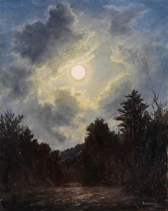 Lauren Sansaricq _ The Beaver Moon _ 8x10in_WEB